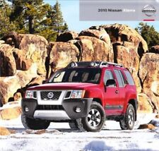 2010 10 Nissan Xterra original sales brochure Mint