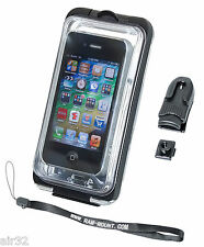 RAM AQUA BOX Pro 20 (Large) For Smartphones, More, W/Lanyard Button & Belt Clip