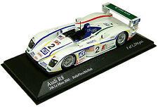 Minichamps 1/43 2005 Audi R8 #2 Le Mans