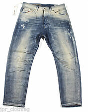 Neuf diesel narrot 811A jeans 28X32 0811A regular carrot fit cropped leg