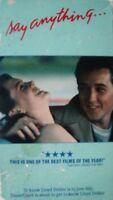 Say Anything (VHS, 1998) John Cusack
