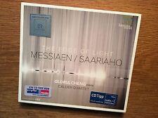 Messiaen Saariaho -The Edge of Light  [CD Album] NEU Gloria Cheng Calder Quartet