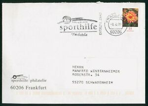MayfairStamps Germany 2009 Sport Philatelic Cover wwp80359