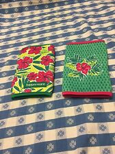 Tupperware  Eco bottle Tropical Oasis  tupperSleeves  set of two.