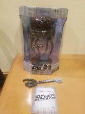Star Wars Black Imperial Probe Droid 40th Anniv. + May 4th Disney SW Key BUNDLE