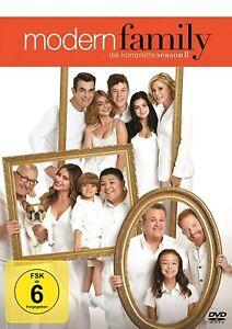 Modern Family - Die komplette Season 8 [3 DVDs/NEU/OVP]