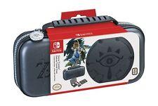 Nintendo Switch Zelda Sheikah Eye Carrying Case – Protective Deluxe Travel Ca...