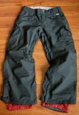 EMPYRE Snowboard Ski Pants YOUTH L 10K Waterproof Black