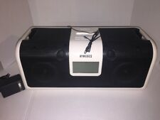 iPod Docking System Clock FM Radio Homedics Dock n Party Ultra DP-900 No Remote