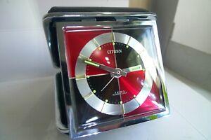 70's Citizen Alarm Clock... Mechanical