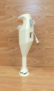 Kenwood 120 Watt AC Powered Immersible 2 Speed Handheld Blender / Mixer (A178)