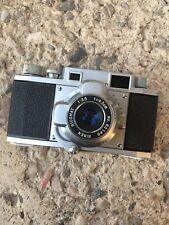 "Genuine Ricoh ""35"" Rangefinder Film Camera Minty/ Film Tested"