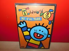 ToddWorld - Hi, I'm Todd (DVD, 2005) BRAND NEW! SEALED! FREE SHIPPING!