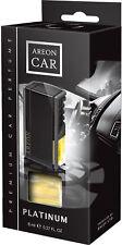 Lufterfrischer Areon LUX AUTO Parfüm Platin Duftbaum Autoduft Autoparfüm Duft