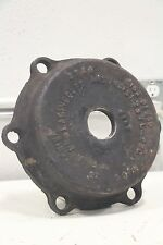 "Tyler Union 10"" to 1"" Cast Iron Reducer 6-Hole Flange Heavy Duty NOS C153 350DI"
