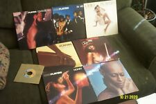 THE OHIO PLAYERS 7 LP LOT w FUNKY WORM, SKIN TIGHT, FIRE, HONEY, MR MEAN G. HITS