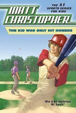 The Kid Who Only Hit Homers by Matt Christopher (1986, Paperback)