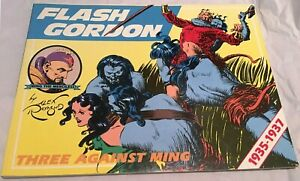 Flash Gordon Volume 2 SC Three Against Ming Kitchen Sink Press Alex Raymond