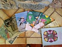 SOTHEBY'S  ANIMATION AUCTION CATALOGS, 7 assorted 1989-97, ALL are NM-Mint