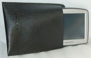 """NEW GENUINE TomTom ONE 130S/140S Leather-Sleeve Case 3.5"""" 125 135 130 140 EASE"""