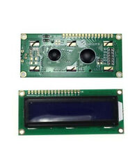 Module Backlight Blue Screen LCD 1602 With Display 1602A 5V For Arduino
