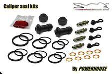 Honda ST1100 A front brake caliper seal rebuild repair kit 2000 2001 2002 ABS