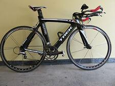 TREK Triathlonrad Zeitfahrrad Rennrad CARBON 7,25 kg
