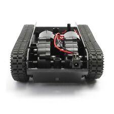 Robot Smart DIY Tank Chassis Kit Car Arduino Light Shock Absorbed 130 Motor Nice