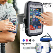 Sports Running Gym Arm Band Touch Screen Holder Case Bag For iPhone X XS Max 8 7