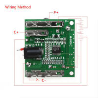 5S 18V 20A PCM PCB Li-ion Lithium Battery Protect Circuit Board For Drill Tools
