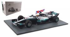 Spark 18S312 Mercedes W08 Mexican GP 2017 Champion - Lewis Hamilton 1/18 Scale