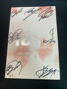 BTS HYYH pt1  autographed signed album - Promo(Bimae) Album