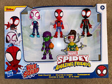 New listing Marvel Spidey And his Amazing Friends Web Squad Figure Collection