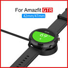For Amazfit GTR 42mm/47mm/GTS Smart Watch Wireless Fast Charger Charging Dock