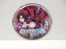 Mobile Suit Gundam SEED Vol. 2 Unexpected Meetings DVD Anime Cartoon NO CASE