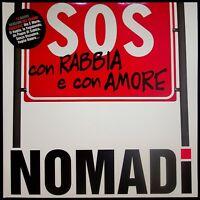 EBOND Nomadi - Sos Con Rabbia E Con Amore Vinile Edizione Numerata 0325 V060033