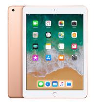 Apple iPad 9.7 Inch (2018) 128GB WiFi Gold NEW + Warranty!!