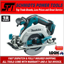 "MAKITA XSH03Z 18V LXT BRUSHLESS 165mm 6-1/2"" CIRCULAR SAW CORDLESS BARE TOOL"