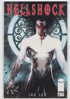 Hellshock Volume 1 #4 Image Comics November 1994 Jae Lee VF