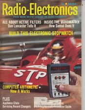 Nov 1973 Radio-Electronics Build Stopwatch Computer, Transistor guide / t3