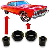 Coil Spring Lift Kit Spacers Universal Rear Wheel Drive Boosters Lifters