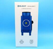 OLIGHT BALDR S (Blue) 800 Lumens Rail Mounted Light + Green Laser