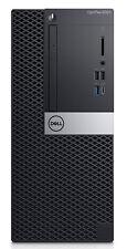 Dell Nf1dg Optiplex 5060 3.2ghz I7-8700 mini Tower negro PC