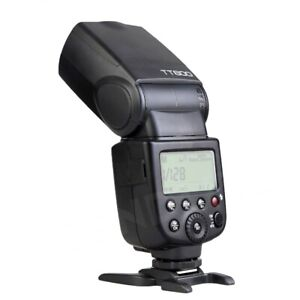Flash Speedlite For Canon Nikon Sony Pentax Olympus Fujifilm Builtin 2.4G System