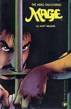 Mage #5 | 1984 | Comico