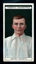 More details for ogdens football club colours 1906 derby county - steve bloomer