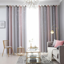 Grey Pink Curtains For Ebay