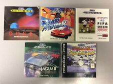 Sega Mega Cd Manuals Inc Dune And Jaguar