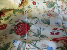 New ListingLongaberger Heirloom Floral Fabric Liner for Letter Tray Basket New In Package