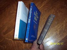3 Bible Versions Westminster NT, Everyday New Test + ESV Compare !   Watchtower